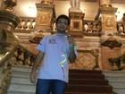 Estudante do AP é medalha de prata em olimpíada de matemática, no Rio