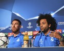 """Por foco total neste sábado, Ramos e Marcelo """"esquecem"""" final de 2014"""