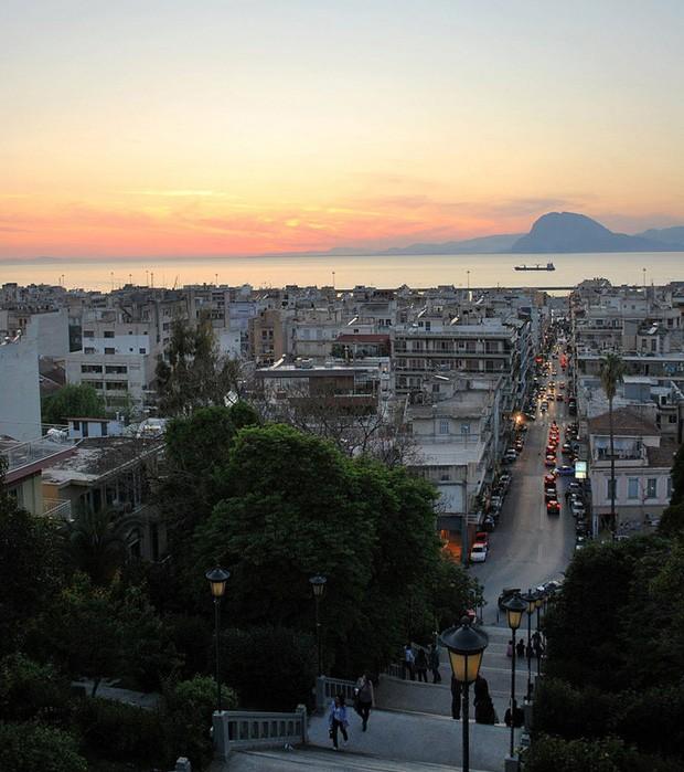 Patra, Grécia  (Foto: Eleni Preza/Flickr)