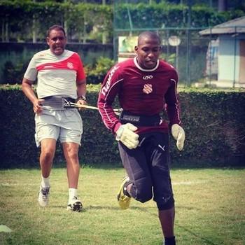 Luis Guilherme Botafogo Bangu (Foto: Arquivo Pessoal)