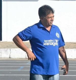 Batista Filho presidente Parnahyba (Foto: Didu Masullo)