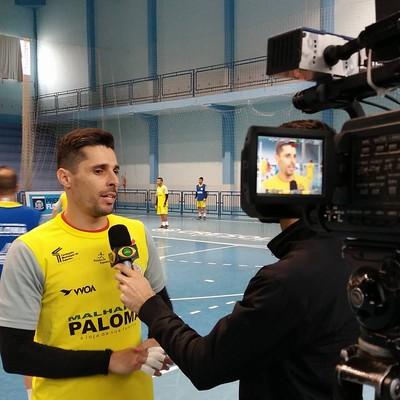 Djony Floripa Futsal (Foto: Frederico Tadeu/Floripa Futsal)