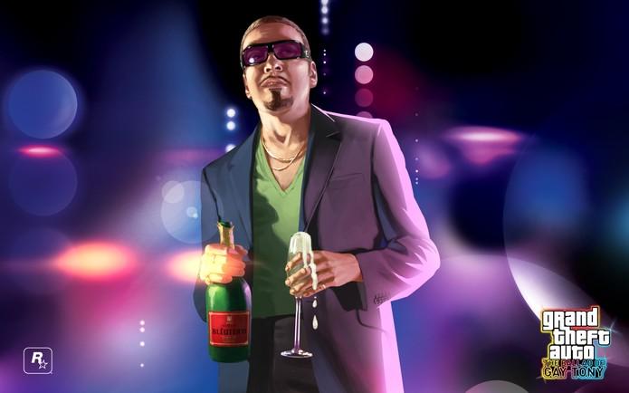 GTA 4 The Ballad of Gay Tony (Foto: Divulgação/Rockstar)