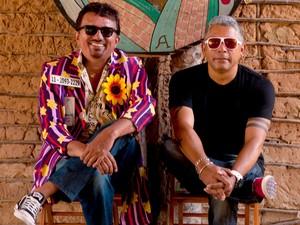 Falcão e Chico Pessoa (Foto: Divulgação)