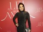 Claudia Raia declara: 'Hoje a mulher está mais masculina, ainda bem'