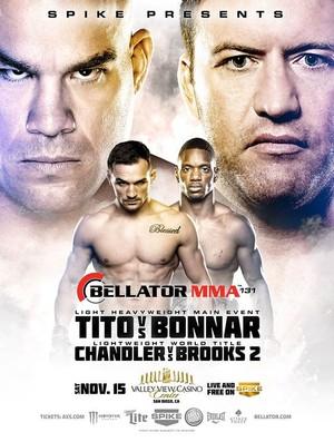 Tito Ortiz dice que la UFC veto la pelea de el contra Bonnar por el Bellator en Anaheim