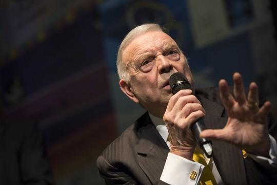 O ex-presidente da CBF, Jose Maria Marin (Foto: Felipe Dana/AP)