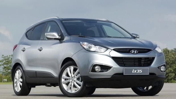 Hyundai ix35 (Foto: Divulgação)