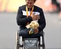 """Aos 49 e após sexta medalha, Zanardi não descarta ir a Tóquio: """"Quem sabe"""""""