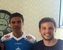 Ex-Inter e Botafogo, zagueiro Bolívar jogará Gauchão pelo Novo Hamburgo