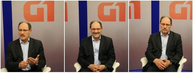 montagem sartori entrevista g1 (Foto: Montagem sobre fotos/Paula Menzes/G1)