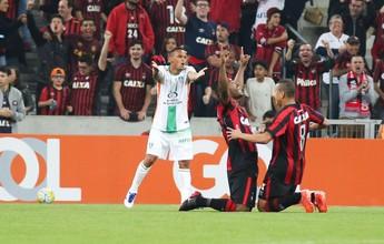 América-MG x Atlético-PR é o destaque na segunda do SporTV