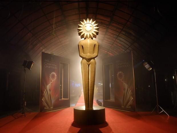 Festival de Cinema de Gramado termina neste sábado (2) (Foto: Edison Vara/Pressphoto)