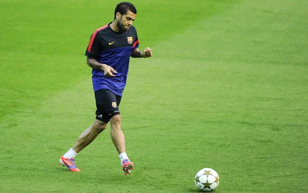 Daniel Alves Barcelona (Foto: Getty Images)