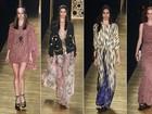 Victor Dzenk viaja pela cultura islâmica para mostrar sua coleção no Fashion Rio