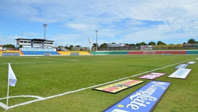Estádio Ferreirão, em Iporá (Foto: Divulgação)