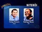 Eleitores se preparam para assistir a debate do 2º turno de Caxias e Niterói