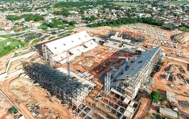 Arena Pantanal, Dezembro (Foto: José Medeiros/ ME)