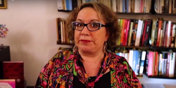 A psicanalista Regina Navarro Lins (Foto: Reprodução / YouTube)