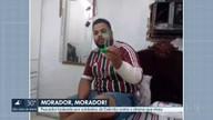 Pescador baleado por soldados do Exército em São Gonçalo conta o drama que viveu