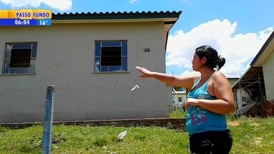 Caixa busca desocupação de 60 unidades habitacionais em Cruz Alta
