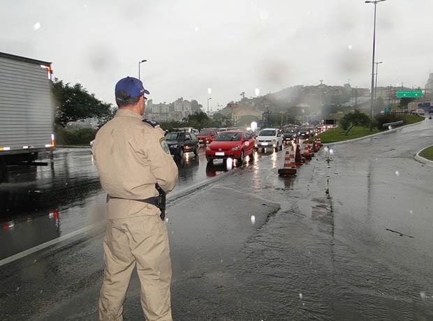 Operação da PRF contabilizou 191 feridos e sete mortos em SC (Foto: Divulgação/PRF)