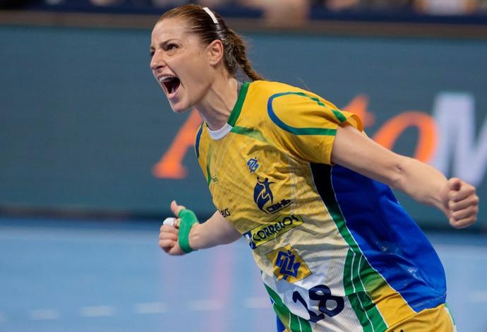 Handebol - Brasil x Dinamarca (Foto: Cinara Piccolo/Photo&Grafia)
