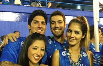 No adeus à folia, Medina curte desfile no Rio e aposta no Brasil no Mundial