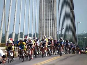 Ciclismo paraense (Foto: Ascom)