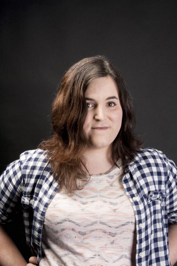 Meredith Russo conta sua própria hisitória como transgênero (Foto: Chris Anderson)