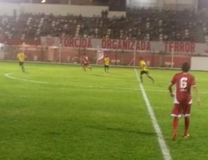 Villa Nova-MG x Minas Futebol (Foto: Rivelle)