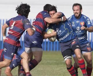 São José Rugby Curitiba Super 8 (Foto: Hedeson Alves/Fotojump)