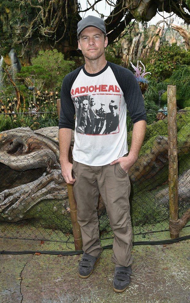 ORLANDO, FL - MAY 24:  Sam Worthington  attends the Pandora The World Of Avatar Dedication  at the Disney Animal Kingdom on May 24, 2017 in Orlando, Florida.  (Photo by Gustavo Caballero/Getty Images) (Foto: Getty Images)