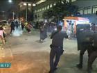 PM diz que usou bombas para conter estudantes em protesto na PUC