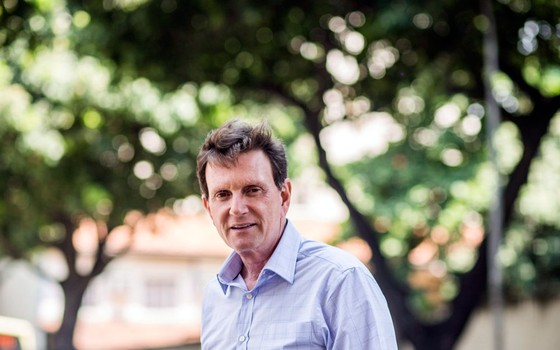 Marcelo Crivella prefeito eleito pelo Rio de Janeiro (Foto: Marcelo Crivella/Valor Econômico)