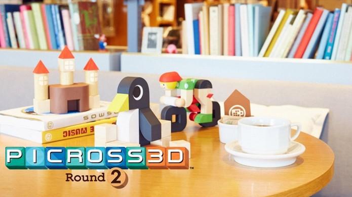 Picross 3D Round 2 foi lançado para o Nintendo 3DS logo após o fim da conferência (Foto: Reprodução/Nintendo Life)