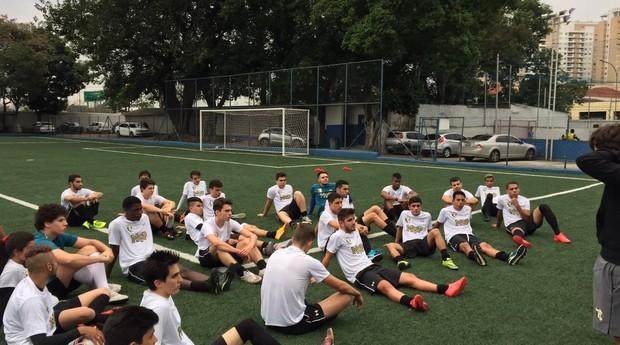 Academia de futebol da MVP Exchange (Foto: Divulgação)