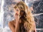 Natalia Casassola posa sexy em ensaio e festeja: 'Resultado incrível'