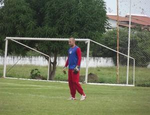 Rodrigão, goleiro do América-RN (Foto: Ferreira Neto)