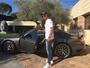 Cristiano Ronaldo tira onda com carrão de quase R$ 800 mil
