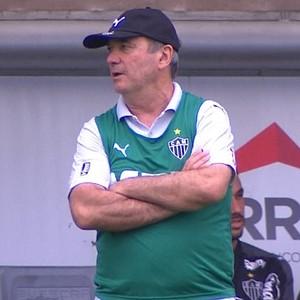 Levir Culpi, técnico do Atlético-MG (Foto: Reprodução / TV Globo Minas)