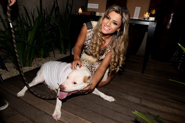 Babi Rossi (Foto: Manuela Scarpa/ Foto Rio News)