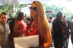 Denise (Foto: Yala Sena/Arquivo Pessoal)