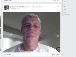 Chateaubrian Neto (Foto: Reprodução Facebook)
