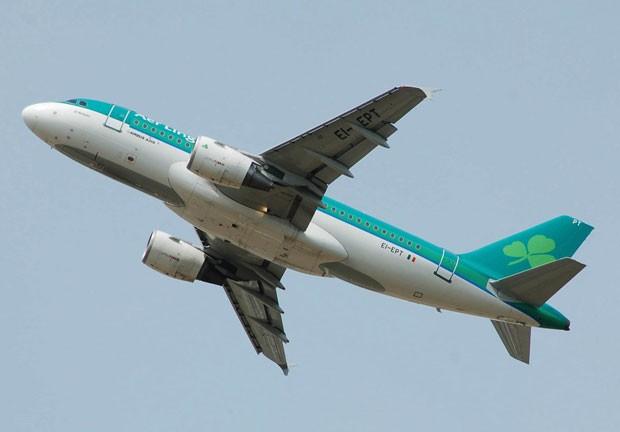Avião da companhia Aer Lingus (Foto: Adrian Pingstone/Creative Commons)