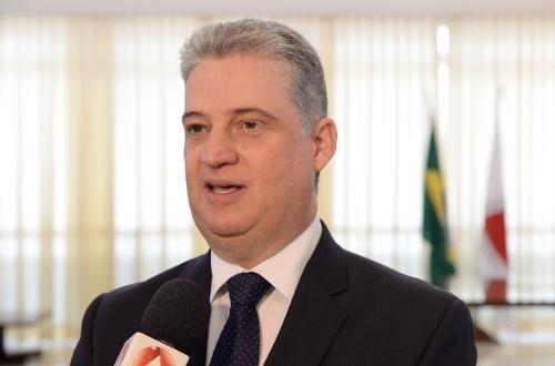 Adalclever Lopes, presidente da Assembleia Legislativa de Minas Gerais (Foto: Guilherme Bergamini / Assembleia Legislativa de Minas Gerais)
