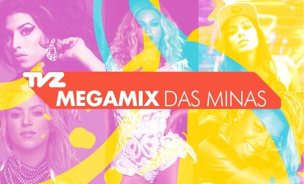 Megamix das minas (Foto: divulgao)
