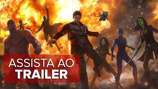 James Gunn, de 'Guardiões da Galáxia', virá à Comic Con Experience