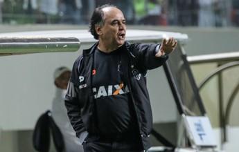 Marcelo Oliveira diz que jogo contra o Grêmio é chave e que luta vai até o fim