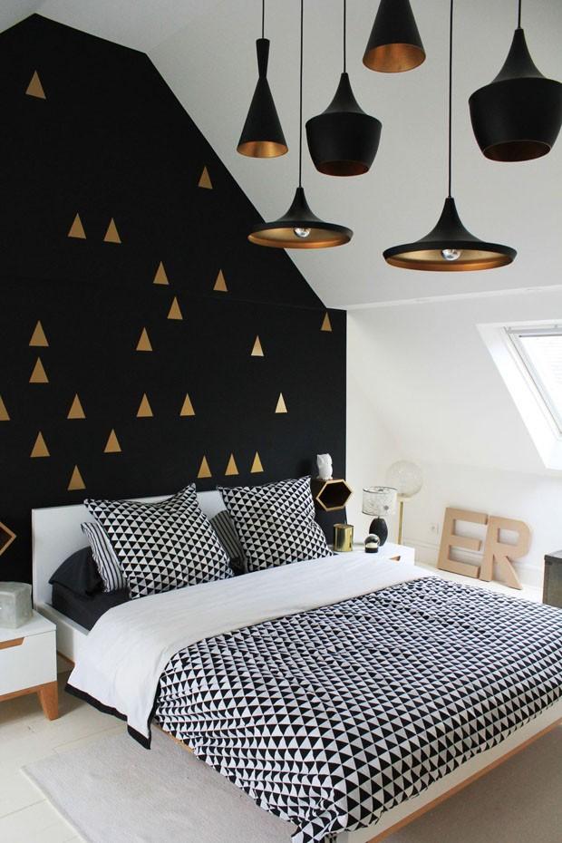 Top 10 ambientes com papel de parede (Foto: Divulgação)